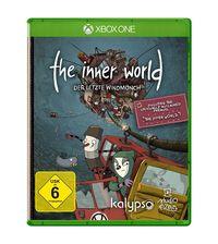 Hier klicken, um das Cover von The Inner World - Der letzte Windmoe~nch (Xbox One) zu vergrößern