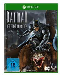 Hier klicken, um das Cover von Batman - The Telltale Series: Der Feind im Inneren (Xbox One) zu vergrößern