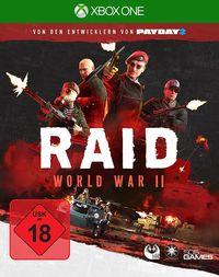 Hier klicken, um das Cover von RAID WWII (Xbox One) zu vergrößern
