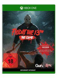 Hier klicken, um das Cover von Friday the 13th (Xbox One) zu vergrößern