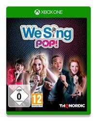 Hier klicken, um das Cover von We Sing Pop! (Xbox One) zu vergrößern
