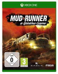 Hier klicken, um das Cover von Spintires: MudRunner (Xbox One) zu vergrößern