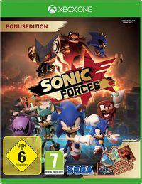 Hier klicken, um das Cover von Sonic Forces (Xbox One) zu vergrößern