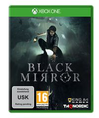Hier klicken, um das Cover von Black Mirror (Xbox One) zu vergrößern