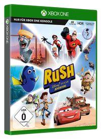 Hier klicken, um das Cover von Rush (Xbox One X) zu vergrößern