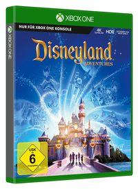 Hier klicken, um das Cover von Disneyland Adventures (Xbox One X) zu vergrößern
