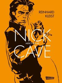 Hier klicken, um das Cover von Nick Cave – Mercy on me zu vergrößern
