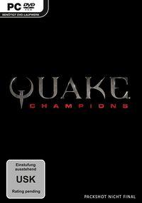 Hier klicken, um das Cover von Quake Champions (PC) zu vergrößern