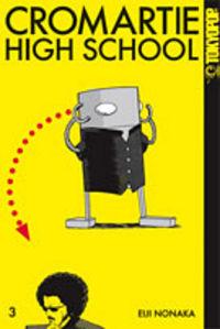 Hier klicken, um das Cover von Cromartie High School 3 zu vergrößern