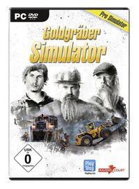 Hier klicken, um das Cover von Goldgrae~ber Simulator (PC) zu vergrößern