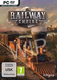 Hier klicken, um das Cover von Railway Empire (PC) zu vergrößern