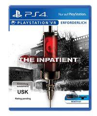Hier klicken, um das Cover von The Inpatient PSVR zu vergrößern