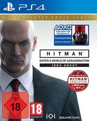 Hier klicken, um das Cover von HITMAN: Die komplette erste Season (PS4) zu vergrößern