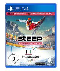 Hier klicken, um das Cover von Steep - Winter Games Edition (PC) zu vergrößern