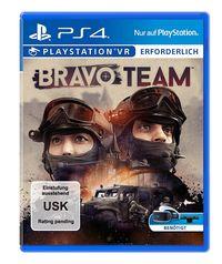 Hier klicken, um das Cover von Bravo Team VR (PS4) zu vergrößern