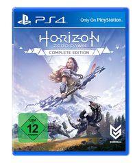 Hier klicken, um das Cover von Horizon: Zero Dawn - Complete Edition (PS4) zu vergrößern