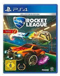 Hier klicken, um das Cover von Rocket League - Collector's Edition (PS4) zu vergrößern