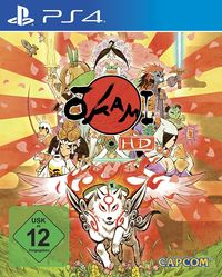 Hier klicken, um das Cover von Okami HD (PS4) zu vergrößern