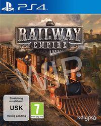 Hier klicken, um das Cover von Railway Empire (PS4) zu vergrößern