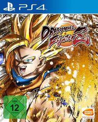 Hier klicken, um das Cover von Dragon Ball FighterZ (Ps4) zu vergrößern
