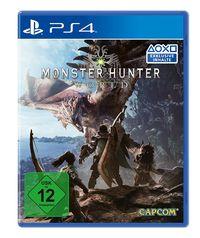 Hier klicken, um das Cover von Monster Hunter: World (PS4) zu vergrößern