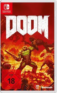 Hier klicken, um das Cover von Doom (Switch) zu vergrößern