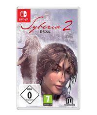 Hier klicken, um das Cover von Syberia 2 (Switch) zu vergrößern