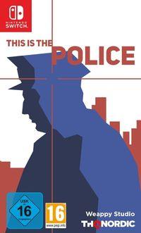 Hier klicken, um das Cover von This is the Police (Switch) zu vergrößern
