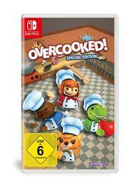 Hier klicken, um das Cover von Overcooked! (Switch) zu vergrößern