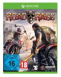 Hier klicken, um das Cover von Road Rage (Xbox One) zu vergrößern