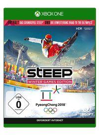 Hier klicken, um das Cover von Steep - Winter Games Edition (Xbox One) zu vergrößern