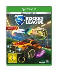 Hier klicken, um das Cover von Rocket League - Collector's Edition (Xbox One) zu vergrößern