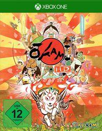 Hier klicken, um das Cover von Okami HD (Xbox One) zu vergrößern