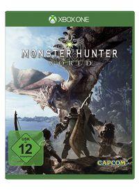 Hier klicken, um das Cover von Monster Hunter: World (Xbox One) zu vergrößern