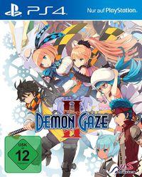 Hier klicken, um das Cover von Demon Gaze 2 zu vergrößern