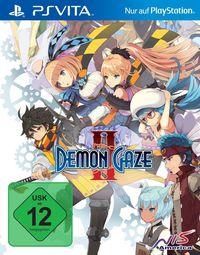 Hier klicken, um das Cover von Demon Gaze II (PS Vita) zu vergrößern