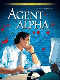 Hier klicken, um das Cover von Agent Alpha – Gesamtausgabe Band 2 zu vergrößern