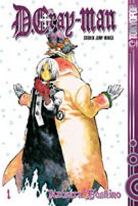 Hier klicken, um das Cover von D.Gray-man 1 zu vergrößern
