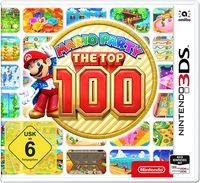 Hier klicken, um das Cover von Mario Party: The Top 100 (3DS) zu vergrößern