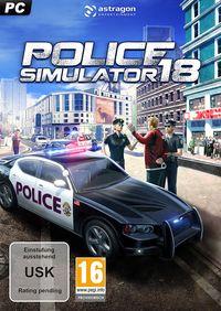 Hier klicken, um das Cover von Police Simulator 18 (PC) zu vergrößern