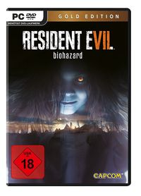 Hier klicken, um das Cover von Resident Evil 7 Gold Edition (PC) zu vergrößern