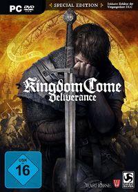 Hier klicken, um das Cover von Kingdom Come Deliverance Special Edition (PC) zu vergrößern