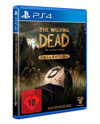 Hier klicken, um das Cover von The Walking Dead Collection: The Telltale Series (PS4) zu vergrößern