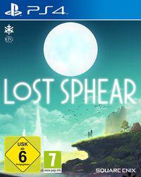 Hier klicken, um das Cover von Lost Sphear (Ps4) zu vergrößern