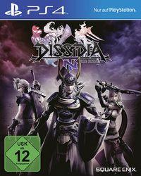 Hier klicken, um das Cover von Dissidia Final Fantasy NT (PS4) zu vergrößern