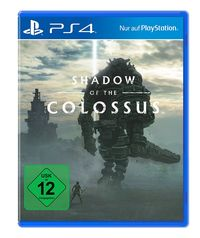 Hier klicken, um das Cover von Shadow of the Colossus - Standard Edition (PS4) zu vergrößern