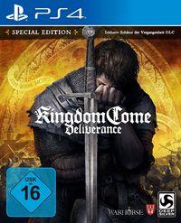 Hier klicken, um das Cover von Kingdom Come Deliverance Special Edition (PS4) zu vergrößern