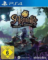 Hier klicken, um das Cover von Armello Special Edition (PS4) zu vergrößern
