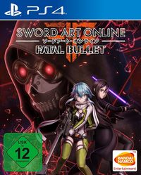 Hier klicken, um das Cover von Sword Art Online Fatal Bullet (PS4) zu vergrößern