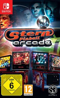 Hier klicken, um das Cover von Stern Pinball Arcade (Switch) zu vergrößern